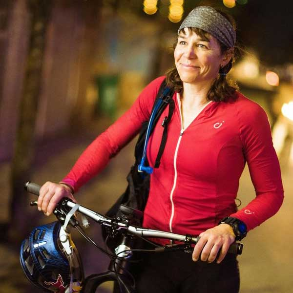 Rebecca Rusch—Mountain Biker, Endurance Athlete